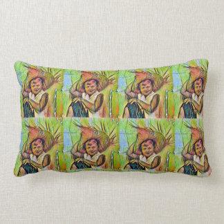 """Iodine"" Collection Custom Pillow"