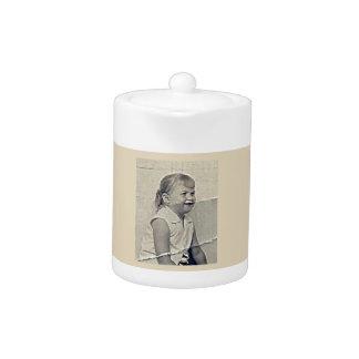 """Iodine"" Collection Tea Pot"