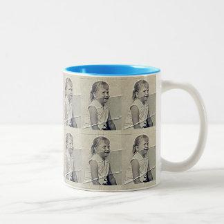 """""""Iodine"""" Vintage Coffee Mug"""