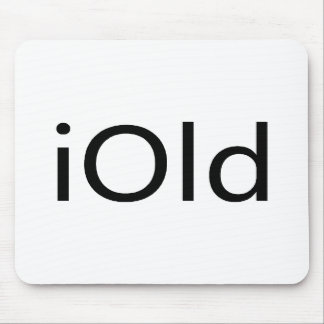 iOld Mouse Pad