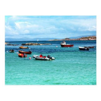 Iona, Scottish Island Postcard