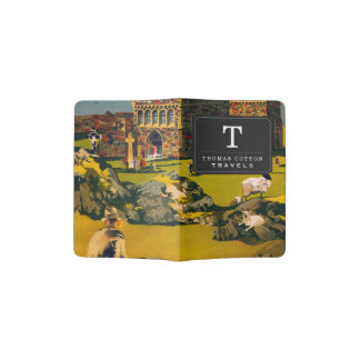 Iona - See this Scotland by MacBrayne's steamers Passport Holder
