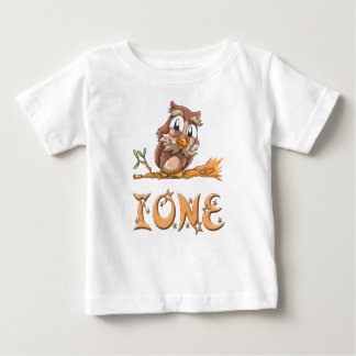 Ione Owl Baby T-Shirt