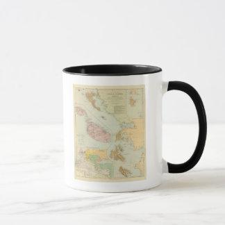 Ionian Islands, Malta Mug