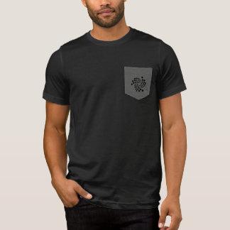 IOTA Blockchain MIOTA Tangle Crypto Pocket Shirt
