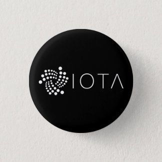 IOTA Small Button (Black)