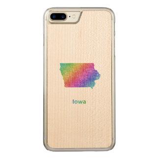 Iowa Carved iPhone 8 Plus/7 Plus Case