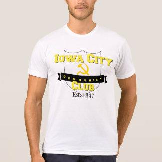 Iowa City Communist Club | Hammer & Sickle T-Shirt
