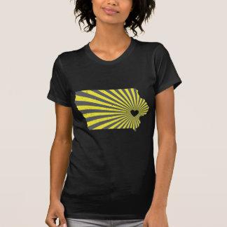 Iowa City Love T-Shirt