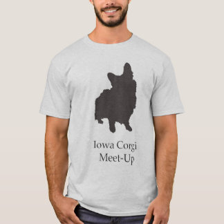 Iowa Corgi Meet Up! T-Shirt