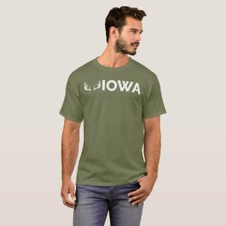 Iowa Deer Hunting T-Shirt