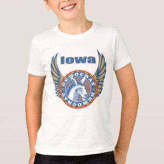 Iowa Democrat Party T-shirts