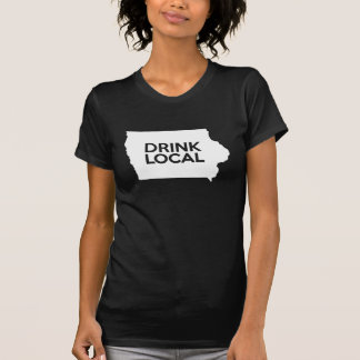 Iowa Drink Local T-Shirt