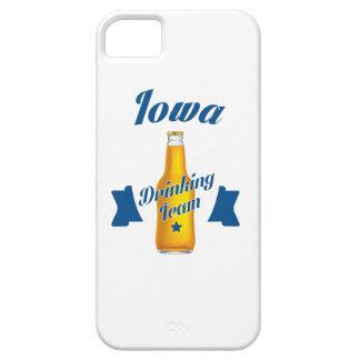 Iowa Drinking team iPhone 5 Covers