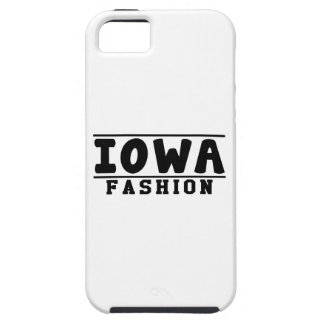 Iowa Fashion Designs Case For The iPhone 5