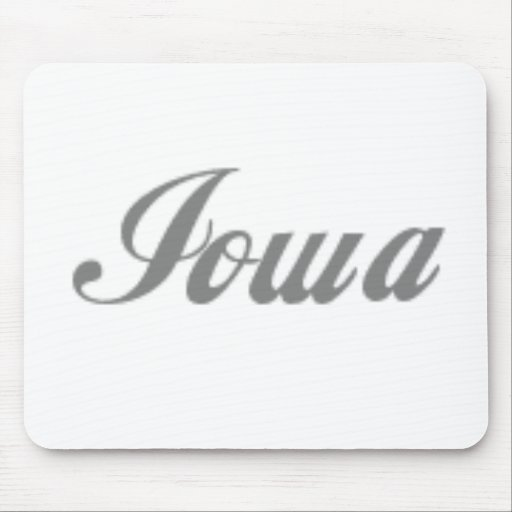 Iowa Gifts Mouse Pads