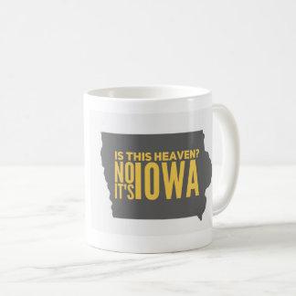 Iowa = Heaven Mug
