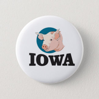 iowa hogs 2 inch round button