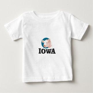 iowa hogs baby T-Shirt