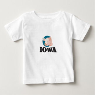 iowa hogs baby T-Shirt