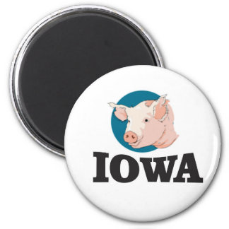 iowa hogs magnet