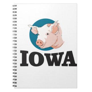 iowa hogs notebook