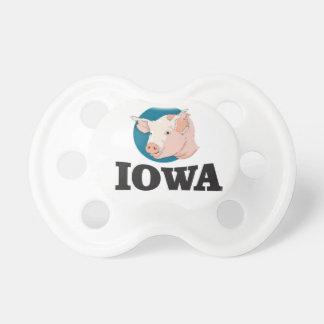iowa hogs pacifier