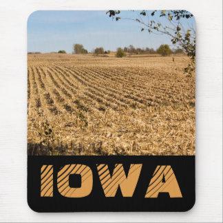 IOWA Iowa Cornfield Panorama Mousepad