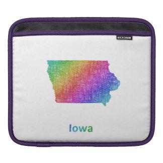Iowa iPad Sleeve