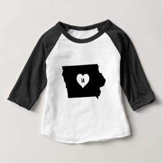 Iowa Love Baby T-Shirt