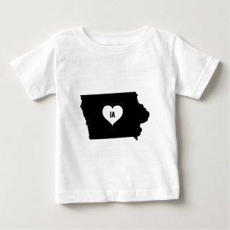 Iowa Love Baby T-Shirt
