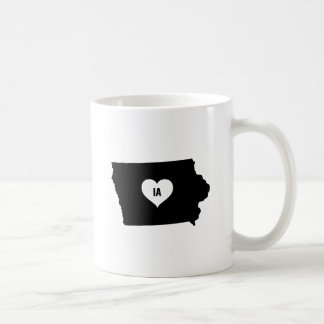 Iowa Love Coffee Mug