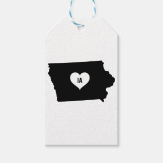 Iowa Love Gift Tags