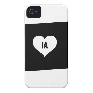 Iowa Love iPhone 4 Case