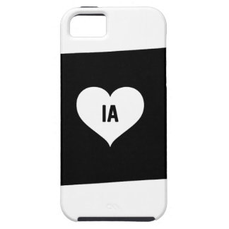 Iowa Love iPhone 5 Cover