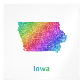 Iowa Magnetic Card