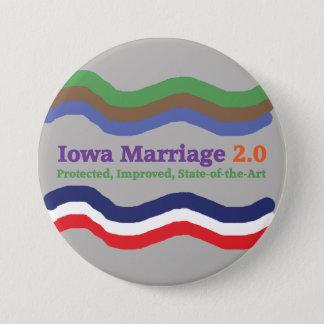 Iowa Marriage 2.0 Button