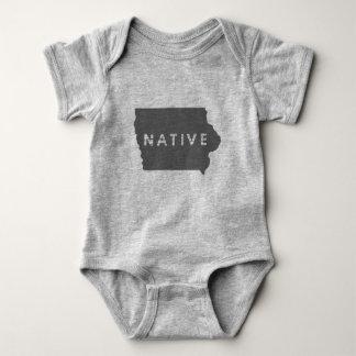 Iowa Native Baby Bodysuit