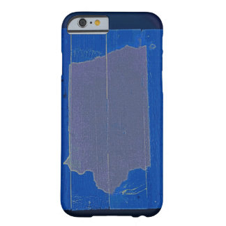 Iowa Native Blue Barely There iPhone 6 Case