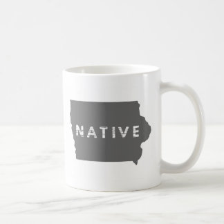 Iowa Native Mug