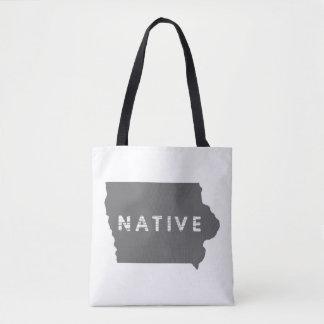 Iowa Native Tote