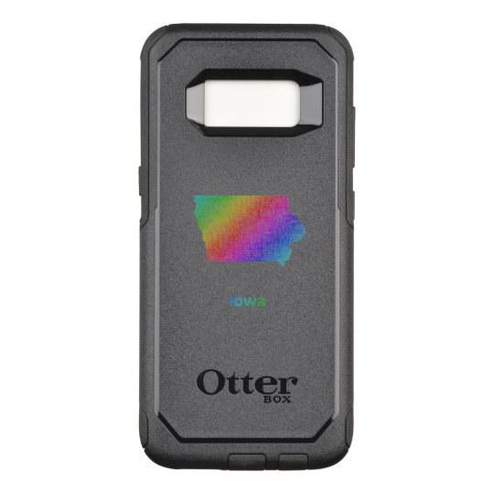 Iowa OtterBox Commuter Samsung Galaxy S8 Case
