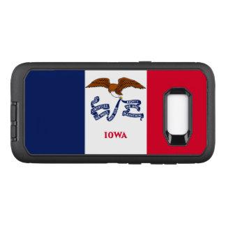 Iowa OtterBox Defender Samsung Galaxy S8+ Case