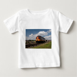 iowa pacific on power parade baby T-Shirt