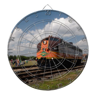 iowa pacific on power parade dart board