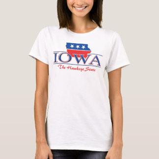 Iowa Patriotic T-Shirt