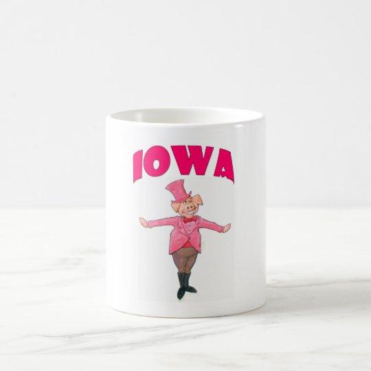 Iowa Pig Coffee Mug