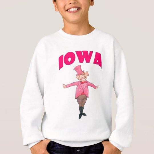 Iowa Pig Sweatshirt