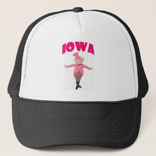 Iowa Pig Trucker Hat