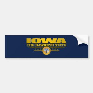 Iowa Pride Bumper Sticker